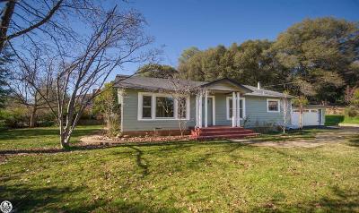 Sonora Single Family Home For Sale: 708 E Bald Mountain