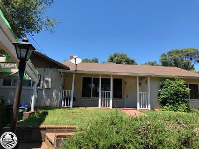 Sonora Single Family Home For Sale: 195 Banner Drive