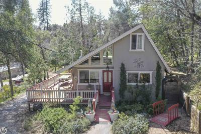 Tuolumne Single Family Home For Sale: 20638 Maranatha Road