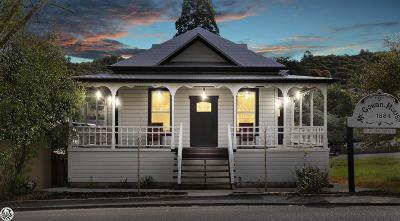 Sonora Single Family Home For Sale: 531 S Washington Street