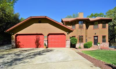 Sonora Single Family Home For Sale: 15561 Shady Oak