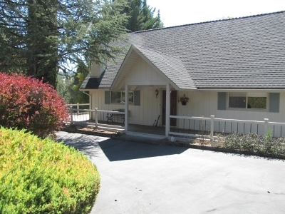 Tuolumne County Single Family Home For Sale: 12609 Mount Jefferson Street #Unit 5 L
