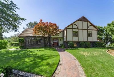 Sonora Single Family Home For Sale: 18235 Morlan Lane