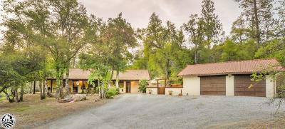 Tuolumne Single Family Home For Sale: 20598 Maranatha Rd