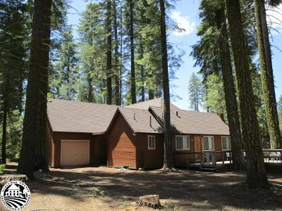 Single Family Home For Sale: Lot 9 Cow Creek Road