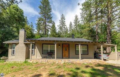 Sonora Single Family Home For Sale: 22117 Parrotts Ferry Rd.