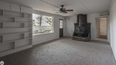 Sonora Single Family Home For Sale: 160 Lower Sunset Drive