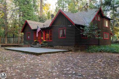 Twain Harte Single Family Home For Sale: 22929 Golf Club Drive #Lot # 37