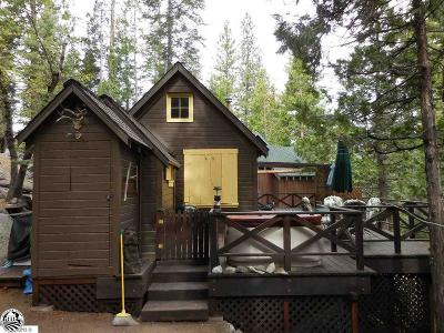 Pinecrest Single Family Home For Sale: 282 Sugarpine Avenue