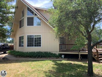 Tuolumne County Single Family Home For Sale: 13319 Clements Road #Unit 12