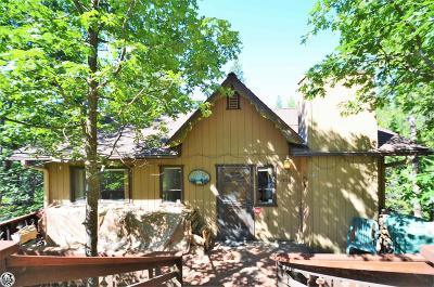 Twain Harte Single Family Home For Sale: 18981 Middle Camp Sugar Pine