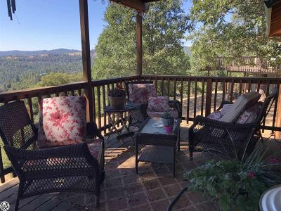 Tuolumne Single Family Home For Sale: 18830 Evergreen Drive