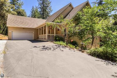 Sonora Single Family Home For Sale: 17000 Forest Lake Road