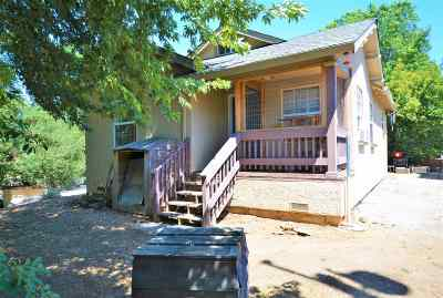 Sonora Single Family Home For Sale: 16280 Tuolumne Road