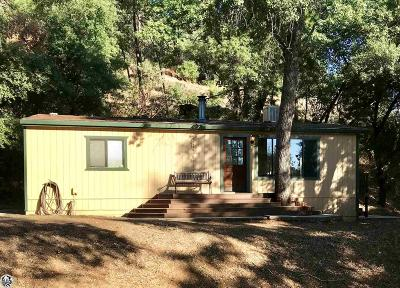 Sonora Single Family Home For Sale: 18815 Black Oak Rd