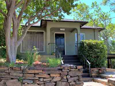 Sonora Single Family Home For Sale: 325 W Jackson Steet