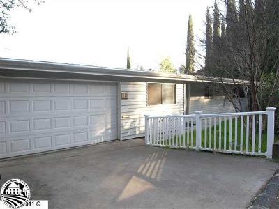 Sonora Single Family Home For Sale: 317 Pasadena Avenue
