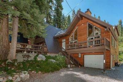 Truckee CA Single Family Home For Sale: $1,049,000