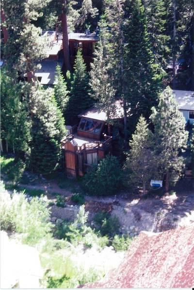 Single Family Home For Sale: 225 Granite Chief Road
