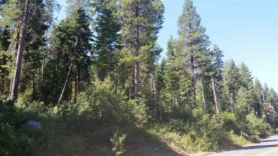 Donner Lake Residential Lots & Land For Sale: 14865 South Shore Drive