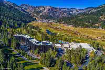 Truckee, Soda Springs, Carnelian Bay, Olympic Valley Condo/Townhouse For Sale: 400 Squaw Creek Road #327