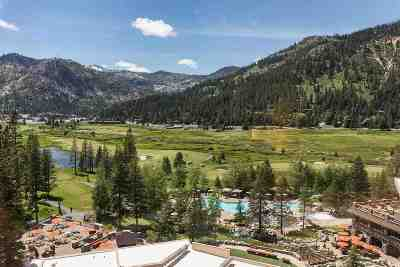 Truckee, Soda Springs, Carnelian Bay, Olympic Valley Condo/Townhouse For Sale: 400 Squaw Creek Road #854 856