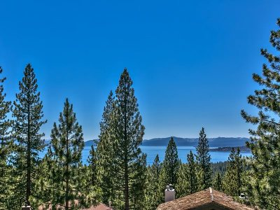 Incline Village Single Family Home For Sale: 1131 Lucerne Way