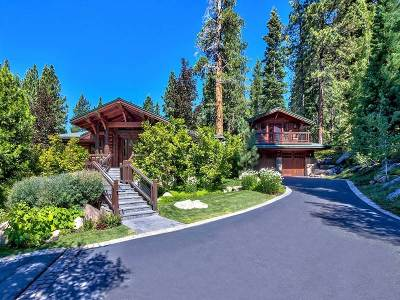 Incline Village Single Family Home For Sale: 674 Alpine View
