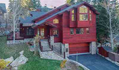 Single Family Home For Sale: 250 Sierra Crest Trail