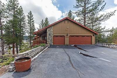 Truckee, Soda Springs, Carnelian Bay, Olympic Valley Single Family Home Contingent: 15646 Sherbourne Court