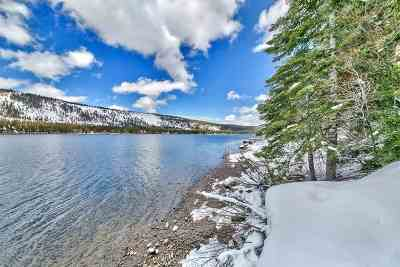 Donner Lake Residential Lots & Land For Sale: 14050 South Shore Drive