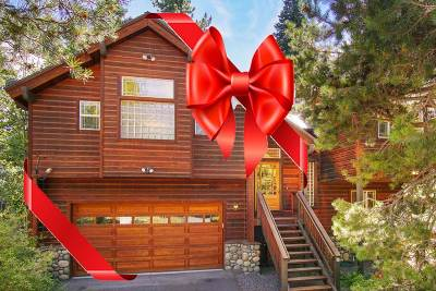 Single Family Home For Sale: 6635 McKinney Creek Road