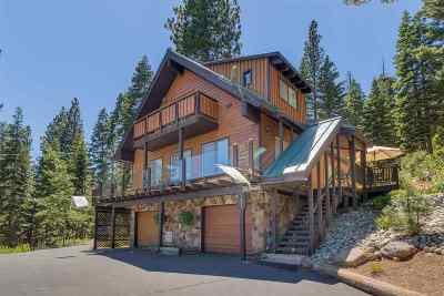 Tahoe City, Tahoe Vista, Carnelian Bay Single Family Home For Sale: 511 Mountain Circle