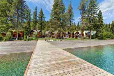 Homewood Single Family Home For Sale: 5128 West Lake Boulevard
