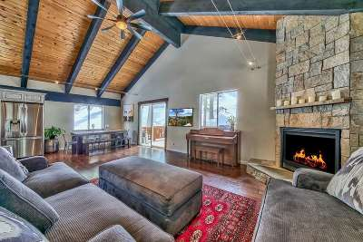 Incline Village Single Family Home For Sale: 1494 Tirol Drive