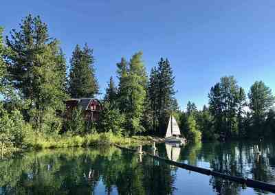 Tahoe City CA Single Family Home For Sale: $2,250,000