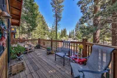 Incline Village Condo/Townhouse For Sale: 684 Wilson Way #A