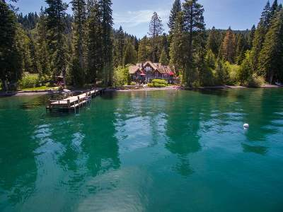 Homewood Single Family Home For Sale: 5020 West Lake Boulevard