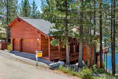 Truckee CA Single Family Home For Sale: $1,700,000