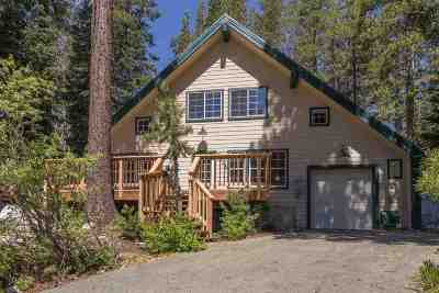 Single Family Home For Sale: 6215 Alpine Way