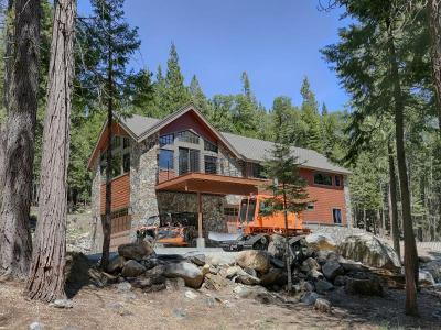 Soda Springs Single Family Home For Sale: 37255 Obsidian Way