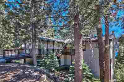 Truckee CA Single Family Home For Sale: $599,000