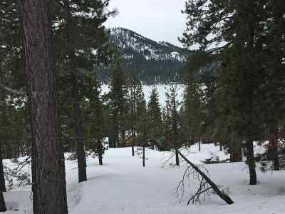 Truckee CA Residential Lots & Land For Sale: $995,000