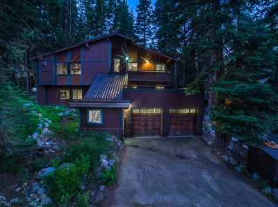 Alpine Meadows Single Family Home For Sale: 1479 Forest Trail
