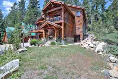 Truckee, Soda Springs, Carnelian Bay, Olympic Valley Single Family Home For Sale: 50830 Red Fir Terrace