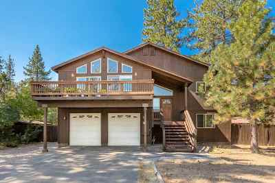 Truckee CA Single Family Home For Sale: $649,900