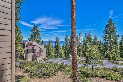 Truckee, Soda Springs, Carnelian Bay, Olympic Valley Condo/Townhouse For Sale: 5101 North Lake Boulevard #150