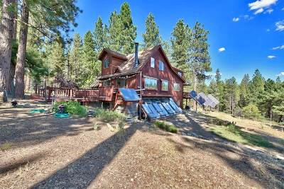 Truckee, Soda Springs, Carnelian Bay, Olympic Valley Single Family Home For Sale: 16713 Greenlee