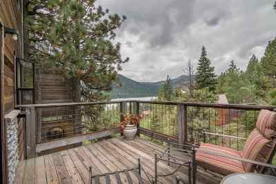 Truckee CA Single Family Home For Sale: $1,099,000