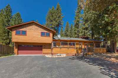 Truckee, Soda Springs, Carnelian Bay, Olympic Valley Single Family Home For Sale: 230 Forest Glen Road